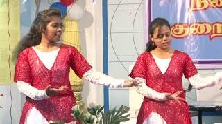 Trinity Youth girls dance for New Year 2019