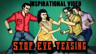 Women Empowerment || A Short Film On Eve Teasing || Feat Abhimanyu Choudhary || Hopper Mayank ||