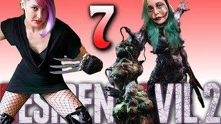 Chess Puzzle: Resident Evil 2 Claire Walkthrough Part 7 (2 Girls 1 Let's Play)