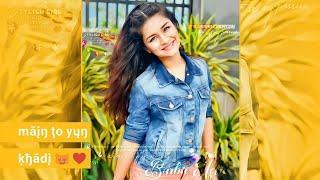 New Female Love Status | Sun Mere Humsafar Female Version | Girls Love Feeling Status | AndroLyrics