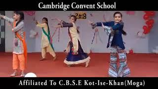 Selfie | Beautiful dance performance | By cute girls | Cambridge School