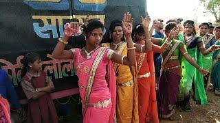 लटके चाले - मटके चाले चोरी जबर ईस्टाईल मां | Beautiful Girl 's Dance | Adivasi Stylish Girls Timli D