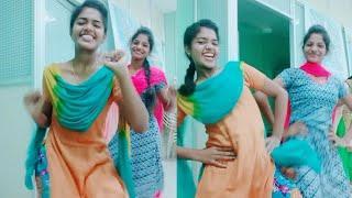 Mass Dance Performance    Tamil Girls kuthu Dance And Dubsmash