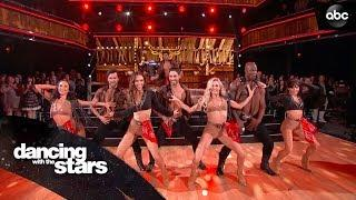 Team Joe Down – Dancing with the Stars