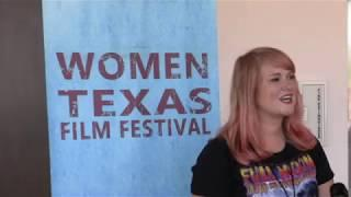 Heidi Ervin of Black Holler Talks to Selig Films at Women Texas Film Festival
