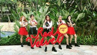 Red Velvet 레드벨벳 'Power Up' DANCE COVER BY INVASION GIRLS