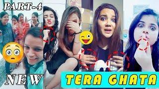 Isme Tera Ghata Musically 2018 Viral Video | Musical.ly India Hostel Girls Viral Again