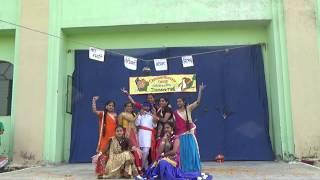 Happy Shri Krishna Janmashtami. Beautiful Dance Presented by the +1 girls of Darshan House.