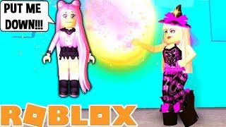 GIRLS FIND OUT THEY HAVE SPECIAL POWERS! Royale High Roblox Roleplay