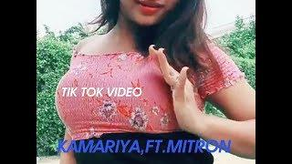 Kamariya re thari kamariya ft.mitron tiktok video girls dance
