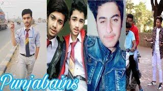Inside Punjab College Girls Boys TikTok Musically Video| Part 7 | Lahore Punjab Group College