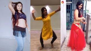 Beautiful Hot Girls Dance ???? performance Vigo Video part 2