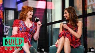 "Christina Hendricks & Alysia Reiner Love How ""Egg"" Shows That Women Have Choices"