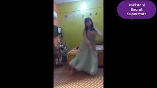 Beautiful Desi Girl Dance At Home | Pakistani Secret SuperStars