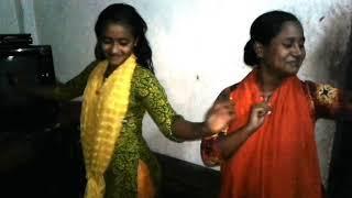 Hot dance girl bangladesh ।। Dance at Home beautiful girls bangla