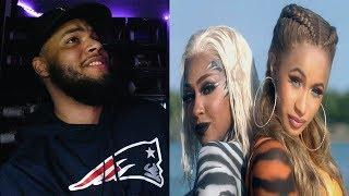 [Reaccion] Cardi B - City Girls - Twerk (Official Music Video) - JayCee! - JayCee Twerk Chall