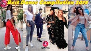 Best Musically Dance Videos Song 2018 | Famous Indian & Pakistani Girls Tik Tok Like App Videos