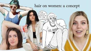 The War Against Female Body Hair