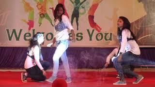 Ek Pardeshi Mera Dil Le Gya |College Girls Dance|Bharti Grup Of College Durg