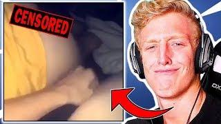 TFUE GETS HACKED! (Video Shows Tfue Smacking Some Girl!)