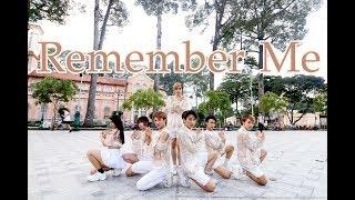 [KPOP IN PUBLIC] OH MY GIRL(오마이걸) _ Remember Me (Dance Cover) by Heaven Dance Team from Vietnam
