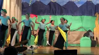 PS 119 Spring Concert 2019  (The Girls Dance) Part 2