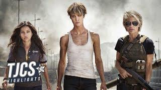 First Official Image, The Women Of Terminator Released By Paramount