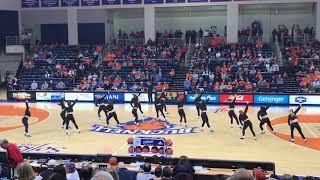 Bison Girls Dance Team - 11/10/18