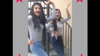 Hot Girls Musically Dance Challenge    tik tok musically hot girls dance compitition