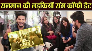 Karwaan actor Dulquer Salmaan's Coffee Date with 20 girls; Watch Video | FilmiBeat