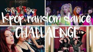 KPOP RANDOM DANCE CHALLENGE [GIRLS VERSION]