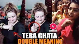 TERA GHATA MUSICALLY 4 GIRLS DOUBLE MEANING   MUSICALLY LEJHANDS