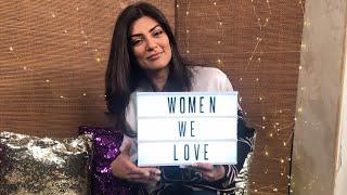 Promo for Women We Love featuring Sushmita Sen