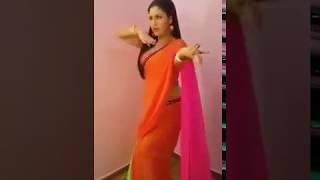 Hot Dance Desi Girls Dance Sexy Move Sexy Girl In Saree