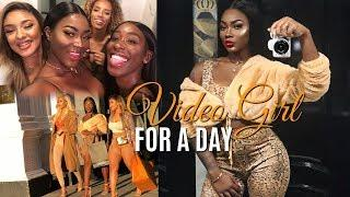 INSTAGRAM VIDEO GIRL FOR A DAY!!! Whats it's really Like Behind the scenes?