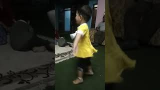 Birthday girl's dance