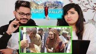 Indian Reaction On Why American Girl Falls in Love with Hunza Valley ??
