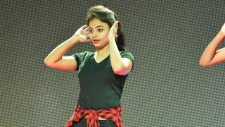 Second year girls Dance performance in TechFiesta 2k18, Ramgarh engineering college Ramgarh