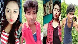 Prince kumar Vigo video comedy very funny Duet with beautiful Girls part 8