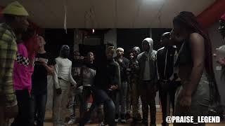 YFD AND FRIENDS GIRLS JERSEY CLUB DANCE CYPHER