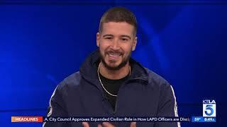 "Vinny Guadagnino on Dancing for Chippendales and Weeding Out ""Extra"" Girls for ""Double Shot of Love"""