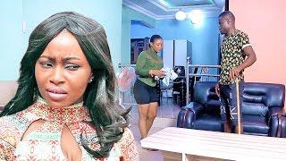 THE HOT BILLIONAIRE LADY IN LOVE WITH A POOR HOUSEBOY - 2018 NOLLYWOOD NIGERIAN FULL MOVIES