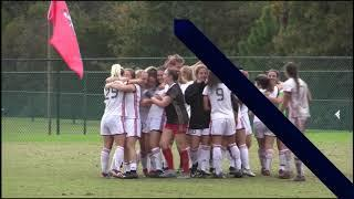 2018 NAIA Women's Soccer National Championship Highlights