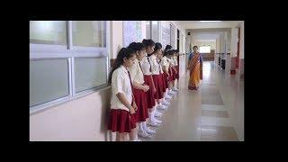 "Girls hostel ""ragging"" on Teachers students part -2  cute love story NK MOVIES"