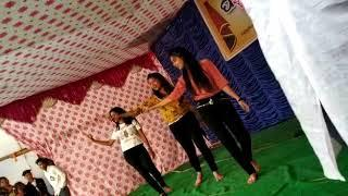 BARGARH PANCHAYAT  COLLEGE ANUAL FUNCTION GIRLS DANCE VIDEO