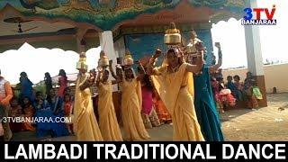 Karnataka Banjara Samaj Girls Dance || Lambadi Traditional Dance || 3TV BANJARAA