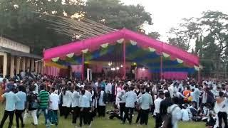 Bh freshers day/full enjoy with cute girls/love asssamese songs