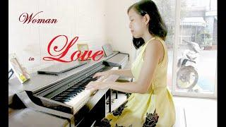 Woman In Love (By Barbra Streisand)  | Piano cover | Linh Nhi |
