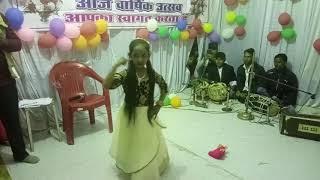 manorath vidiya mandir sidhi cute girls dance