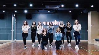 WJSN (Cosmic Girls) (우주소녀) - La La Love Dance Mirrored